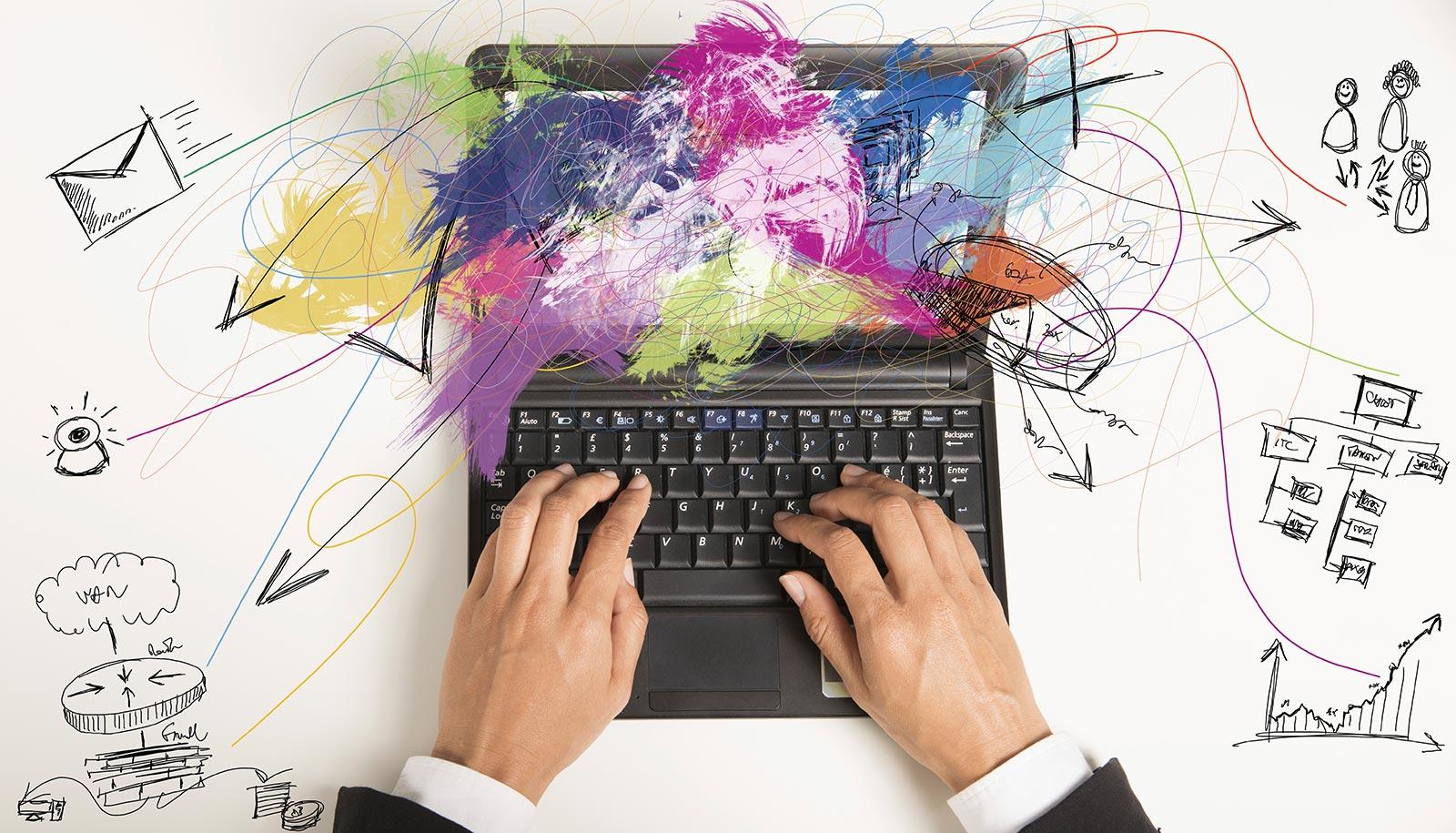 il sito/blog al centro di tutta la strategia di contenuto
